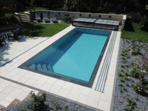 Plastový bazén Bresco