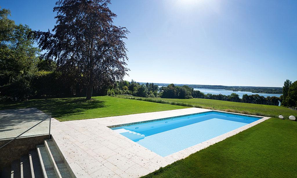 Plastový bazén Bresco Třebíč