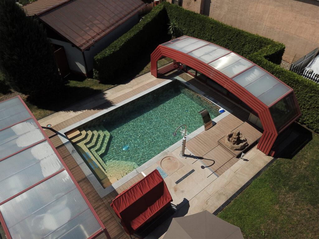 Bazén rodna Schuster